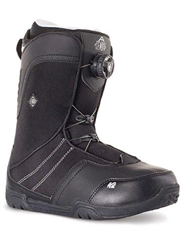 K2 Sendit Snowboard Boots - Women's Black 6 - K2 Snowboarding