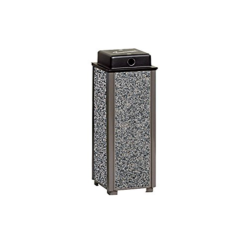 Rubbermaid Commercial Products FGR40WU6000 Dimension 500 Series Urn with Weather Shield (Bronze)