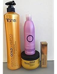 Tahe Botanic Liquid Gold (Keratin Gold Shampoo 800ml.