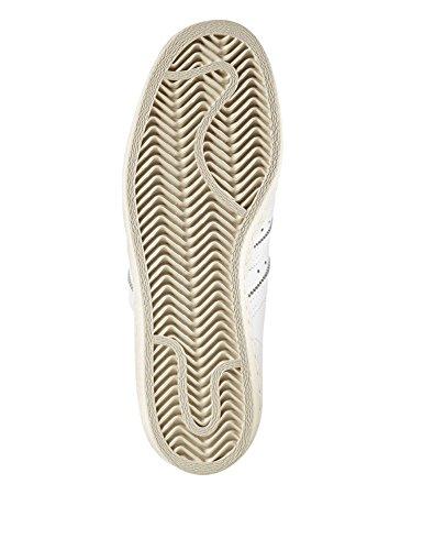 adidas Superstar 80s Cork W, Zapatillas de Deporte para Mujer Blanco (Ftwbla / Ftwbla / Casbla)
