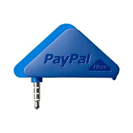 paypal mobile credit card readerswiper for iphone and android devices - Credit Card Swiper For Phone