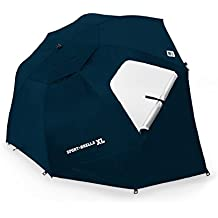 Sport-Brella Portable Sun and Weather Shelter, Midnight Blue, X-Large