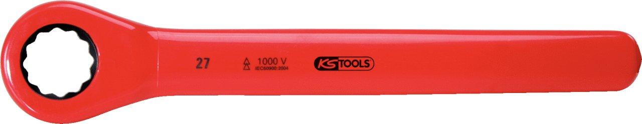 KS Tools 117.4222 Isolierter Ratschenringschlüssel, 22mm 22mm 22mm B001NYYB6Q | Schönes Aussehen  da4107