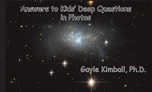 Answers to Kids' Deep Questions in Photos (English Edition