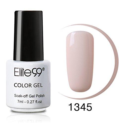 Elite99 Soak Off UV LED Color Gel Polish Lacquer Nail Art Ma