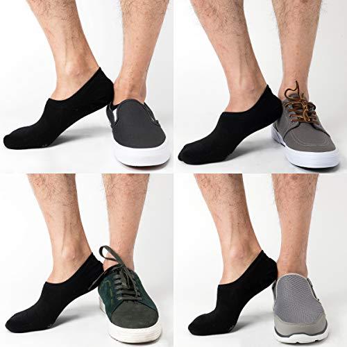 Buy mens black athletic cotton socks