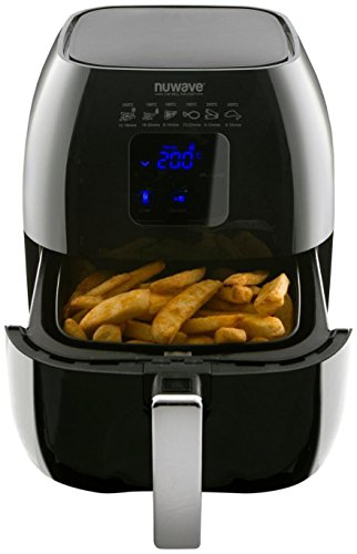 NuWave 36001 Brio Air Fryer, Black