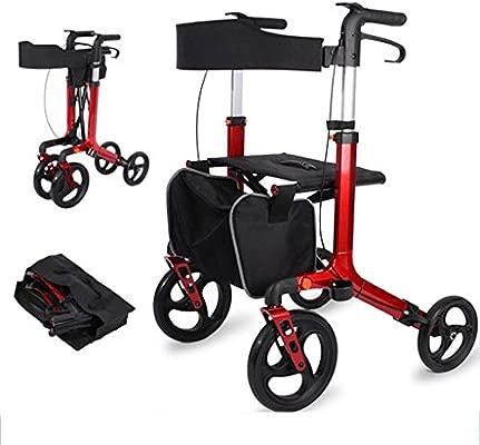 Trolley para Personas Mayores - Andador con Ruedas para Personas ...