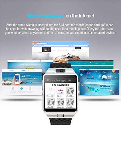 QW09 Smart Watch Men Android 4.4 MTK6572 512MB+4GB 3G WiFi ...