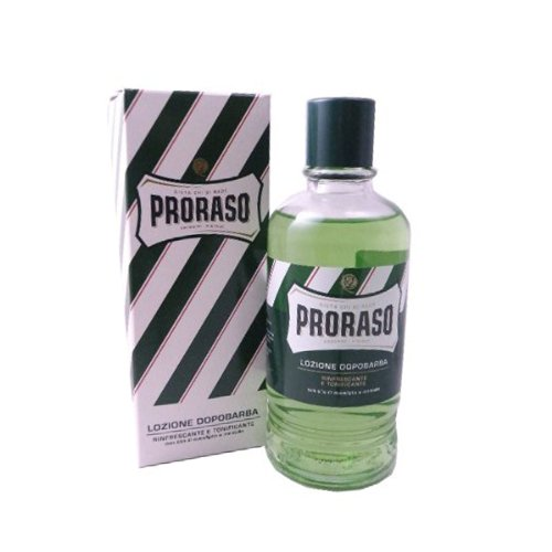 Proraso Aftershave 400ml Menthol and Eucalyptus - New Formula