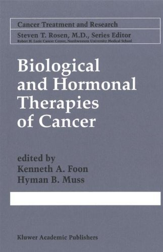 Download Biological and Hormonal Therapies of Cancer (Cancer Treatment and Research) Pdf
