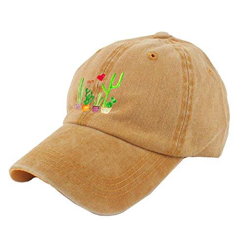 Cacti Cactus Love Artical Unisex Adult Adjustable Leisure Dad Cap