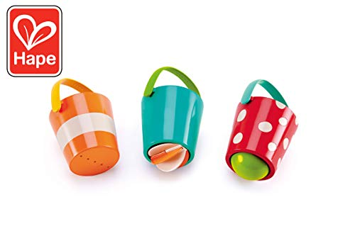 Hape Kids Little Splashers Happy Buckets Set Bath Toy ()