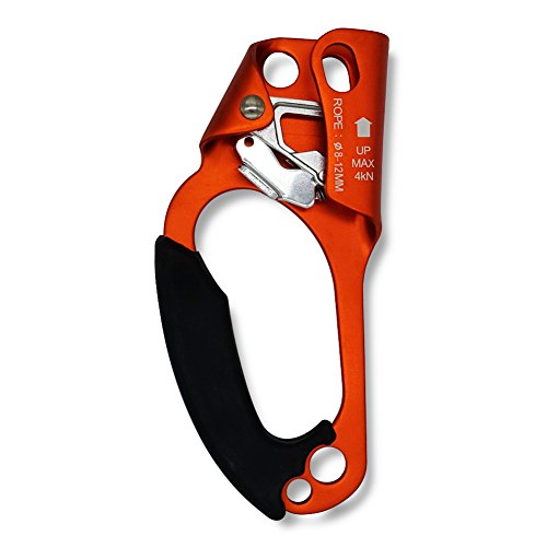 Paliston Climbing Hand Ascender for Rock Climbing Arborist (Left Hand)