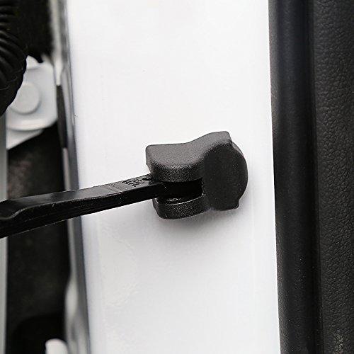 etopmia Door Stop Waterproof Rust Protection Cover fit Suzuki Sx4 Jimmy Swift S-Cross Grand Vitara Kizashi Hyundai Solaris I30 Ix35 Sonata Elantraix45