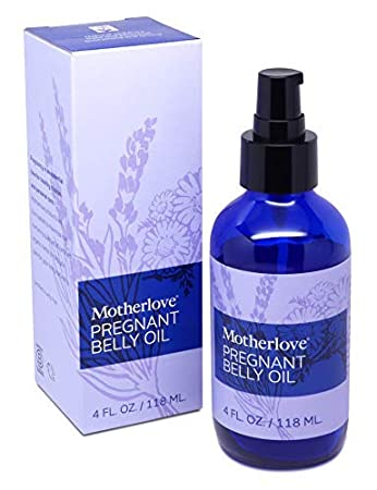 aa699aa856f080 Amazon.com   Motherlove - Pregnant Belly Oil