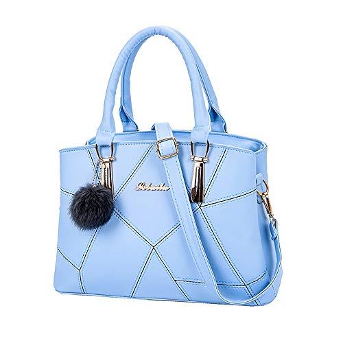 58f3c5fa133622 Donna,borse Borse X5 Tracolla,borse Mano Blu 20 A w 12 Viaggio Moika Pu 12  ...