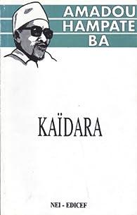 Kaïdara par Amadou Hampâté Bâ