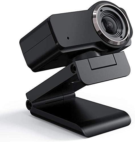 Plug and Play con Clip Giratorio Full HD C/ámara Web USB 2.0 para Videoconferencia Conferencias Juegos Estudios BOIFUN Webcam 1080P con Micr/ófono para PC Grabaci/ón