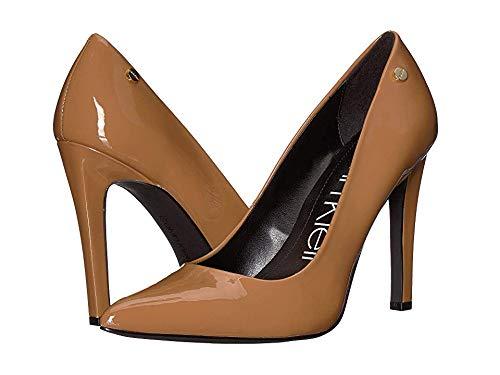 - Calvin Klein Women's Brady Hematite Patent 9.5 M US