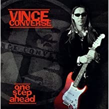 One Step Ahead by Vince Converse (2013-05-03)