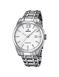 Festina Classic F16884/2 Automatic Mens Watch Excellent readability