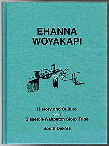 Ehanna Woyakapi : history and culture of the Sisseton