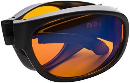 Folding Light Blocking Glasses RWS064BO product image