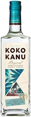 70cl Koko Kanu jamaicana de coco y ron: Amazon.es ...
