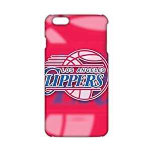Cool-benz Los Angeles Clippers (3D)Phone Case for iphone 6