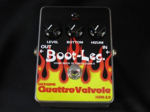 【期間限定送料無料】 Boot-Leg HZM-2.0 Boot-Leg Quattro Valvole HZM-2.0 B000WM3J5E ギターエフェクター B000WM3J5E, JACQUEMART:8cba32d8 --- a0267596.xsph.ru