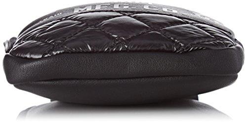 Kaporal Olrik - Borse a mano Uomo, Noir (Black), 14x29x37 cm (W x H L)