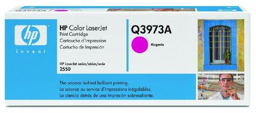 HP 123A (Q3973A) Magenta Original LaserJet Toner Cartridge DISCONTINUED BY MANUFACTURER
