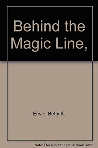 book cover of Behind the Magic Line