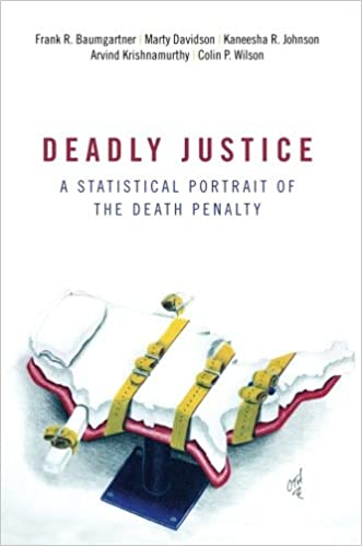 Image result for deadly justice a statistical portrait of the death penalty