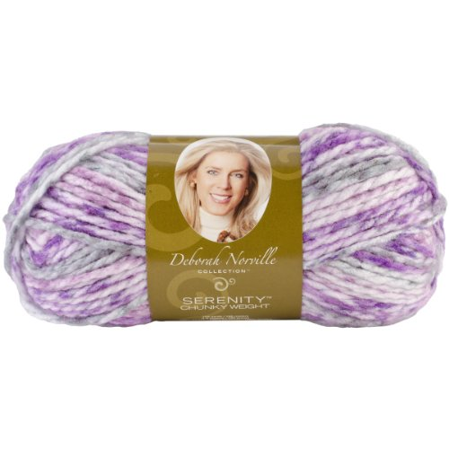 Premier Yarns Deborah Norville Collection Serenity Chunky Weight Yarn: Majesty