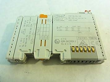 WAGO 750-509 Analog and Digital I/O MODULE - Analog and Digital I/O