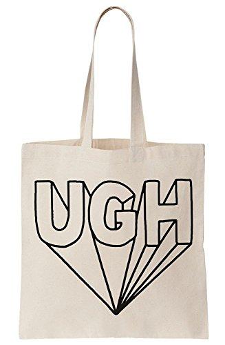 Tote UGH Tote Bag Canvas UGH Canvas Bag Canvas Artwork Bag UGH Tote Artwork Artwork gZn5Cq