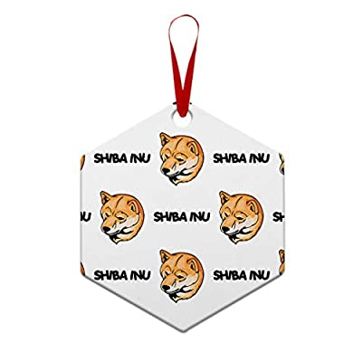 Custom-Holiday-Christmas-Ornament-Shiba-Inu-Dog-Breed-Style-A-Aluminum
