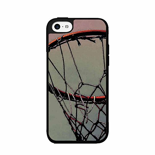 BleuReign Painted Basketball Hoop TPU RUBBER SILICONE Phone