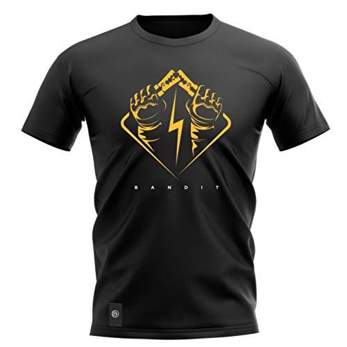 Camiseta 6-siege bandit - banana geek m
