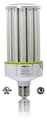 120W LED Corn Light Bulb Replaces HID/Hps Mogul Base E39 UL and DLC Certified