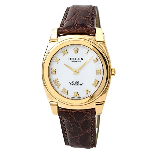 Rolex Cellini mechanical-hand-wind mens Watch 5330 (Certified Pre-owned) (Rolex Watch Hand)
