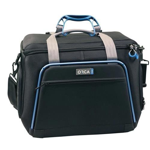 Orca OR-6 Shoulder Video Bag for Camcorders Up to 15.74'' (40cm) Long by Orca (Image #4)