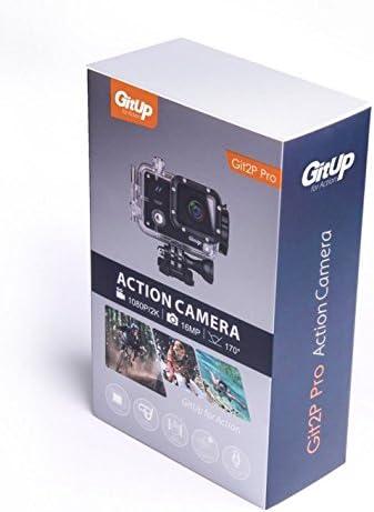 GITUP GIT2P PRO EDITION (Nuevo modelo 2017) Sensor Panasonic 2160P 24fps 1080p 60fps, WIFI, FOV 170º,