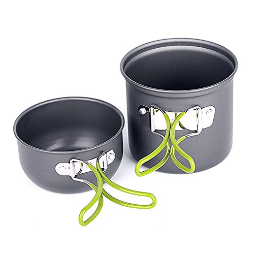 Portable Cookware Outdoor Backpacking Carrying product image