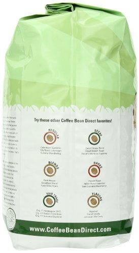 Dark Brazilian Santos, Whole Bean Coffee, 5 Pound Bag