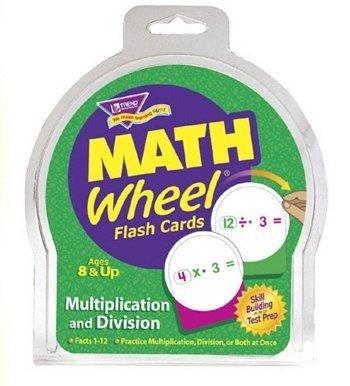 division flash card game - 4