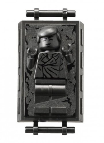 LEGO Star Wars Han Solo in Carbonite aus 9516