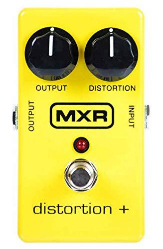Pedal para guitarra Distortion + M104 Dunlop MXR